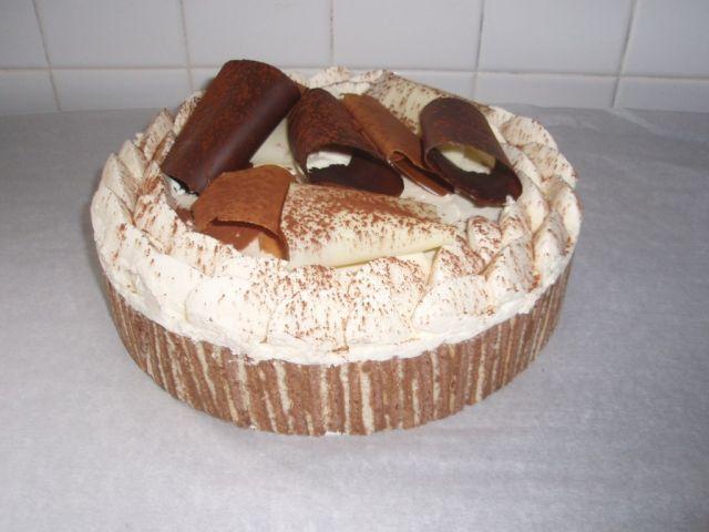 Mousse aux 3 chocolats